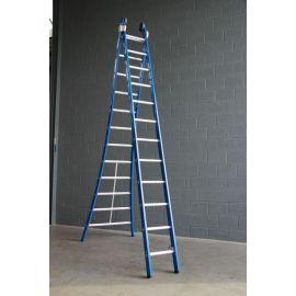 Premium Ladder 2x16 sporten geen A-stand