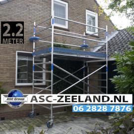2.2 METER - ASC RENT - ZEELAND